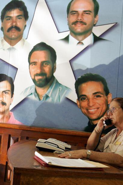 """Cuba dio la bienvenida """"con profundo respeto y afecto"""" a su agente René..."""