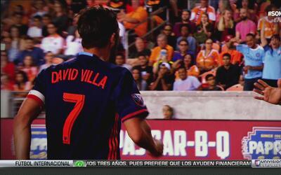 Conoce a David Villa, el MVP de la temporada en la MLS