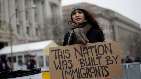 """""""Creemos que la migración es un derecho humano y ning&uacute..."""