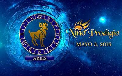 Niño Prodigio - Aries 3 de mayo, 2016