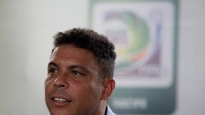 Ronaldo planteó que si el actual presidente de la Confederación Brasileñ...