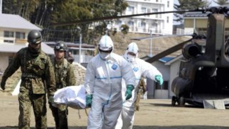 Las crifras sobre el número de muertos por el terremoto en Japón podrían...