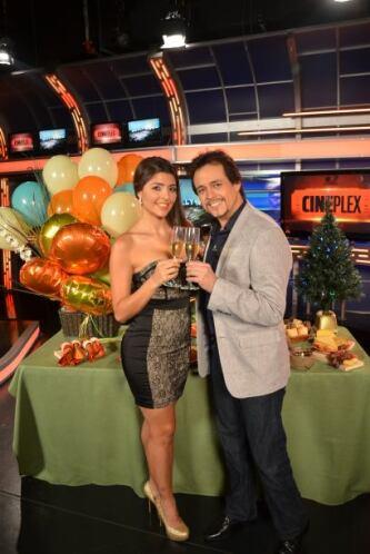 Catalina Mesa y Rodrigo Vidal presentan regularmente los ciclos de pelíc...