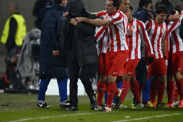 El hombre del Atlético de Madrid es uno de los consentidos de Die...