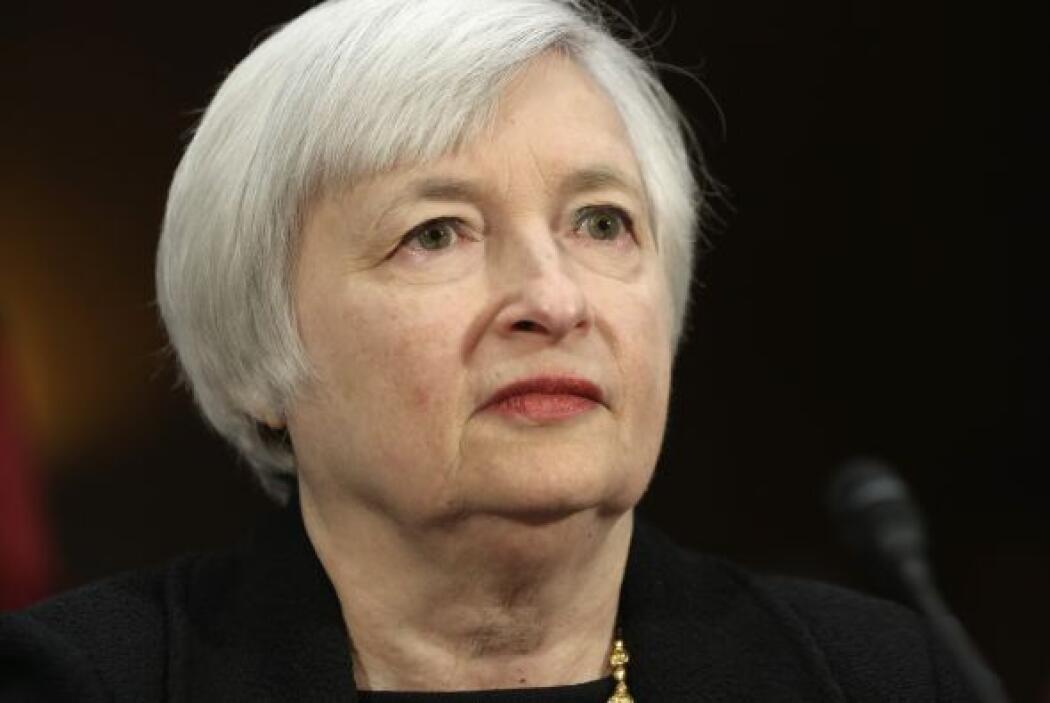 Janet Yellen será la próxima presidenta de la Reserva Federal (Fed) en s...