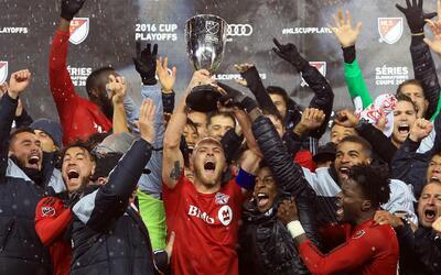 Toronto ya está listo para la final de la MLS Cup
