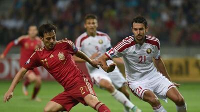 El 'Chino' Silva hizo el solitario gol antes del medio tiempo.