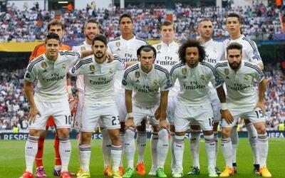 El Real Madrid encaraba otra cita con la historia en una noche mágica de...