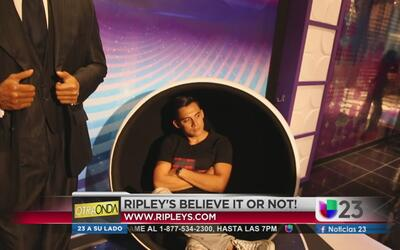 Otra Onda en Noticias 23: Ripley's Believe It or Not