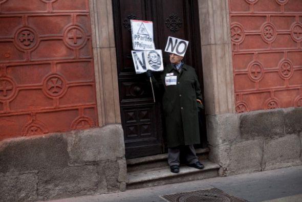 El consejero (ministro regional) de Sanidad madrileño, Javier Fer...