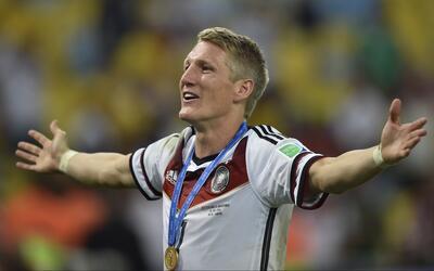 ARCHIVO - En esta foto de archivo del 13 de julio de 2014, el jugador de...