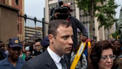 Oscar Pistorius sería enviado a un área del hospital de la prisón de Pre...