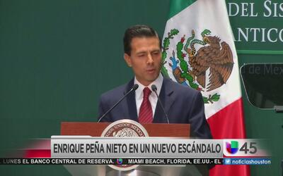 Plagio, el nuevo escándalo de Enrique Peña Nieto