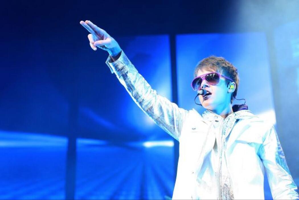 4.-Justin Bieber: O lo amas o lo odias pero seguro has escuchado de él....