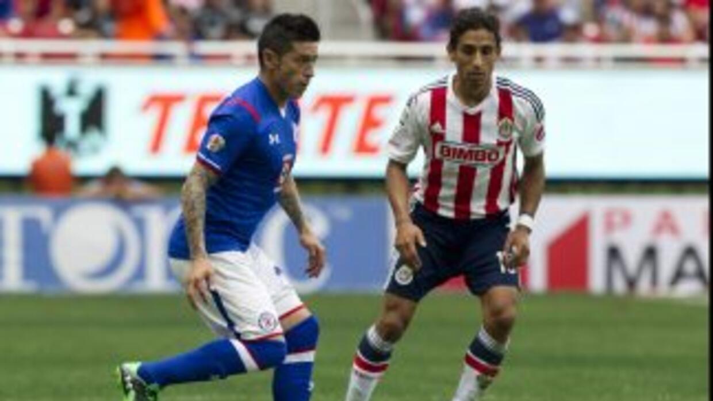 Chivas y Cruz Azul, no fueron capaces de marcar goles.