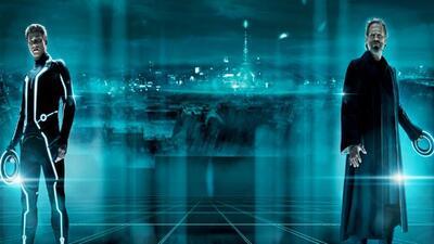 Sam se sumerge en un universo cibernético para rescatar a su padre.