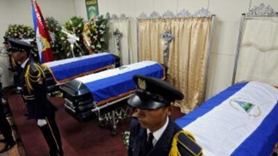 Los tres militares cursaban estudios en el Hospital Militar Carlos Arvel...