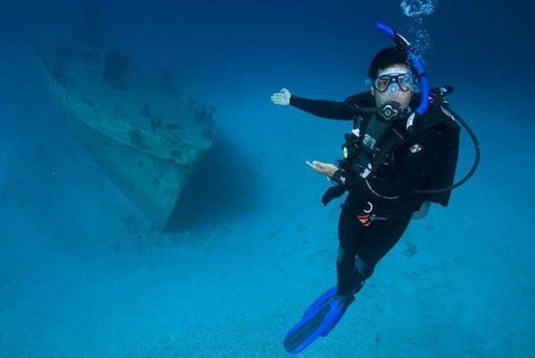 Regresar al mar... este oceanógrafo venezolano nos comparti&oacut...
