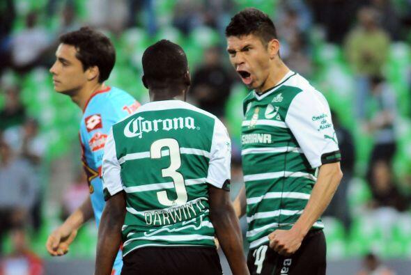 Santos le ganó 1 - 0 al Arsenal de Argentina en el estreno de la Copa Li...