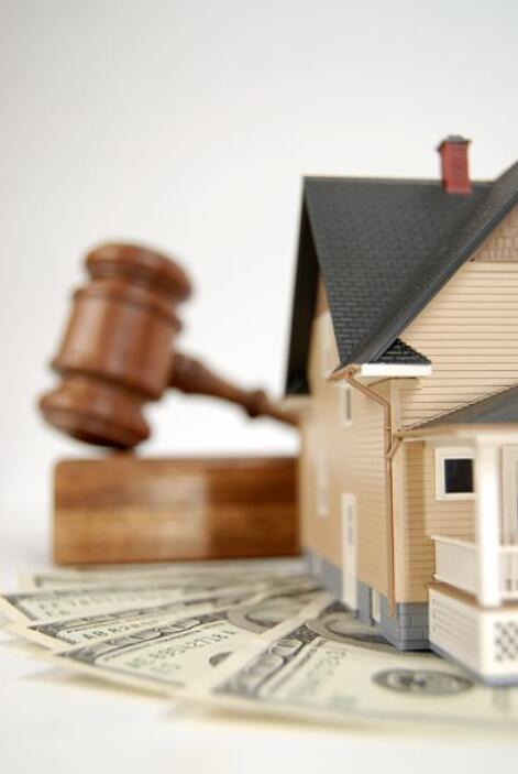 Aquí el tribunal de bancarrotas emitirá una orden de suspensión para det...