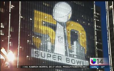 Arranca la semana de apertura del Super Bowl 50
