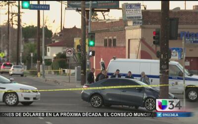 Preocupa a residentes ola de violencia en Boyle Heights