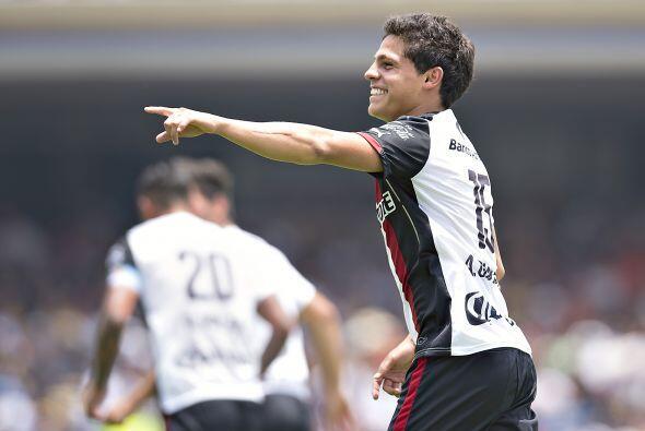 El mexicano que más goles ha marcado en el Apertura 2014 (fuera d...