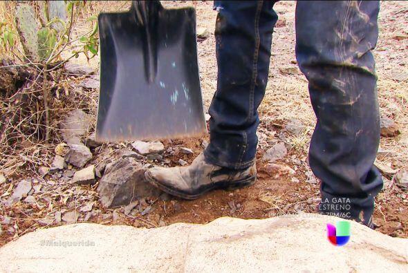 ¿Quién será el malvado que arrojó las rocas sobre Alonso?