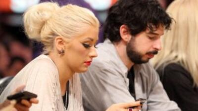 La cantante y su esposo, en una imagen de junio del 2010. Ya para entonc...