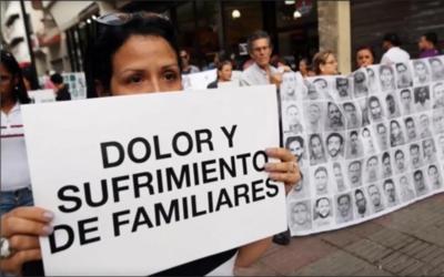 Centenares de mexicanos permanecen desaparecidos, sin que las autoridade...
