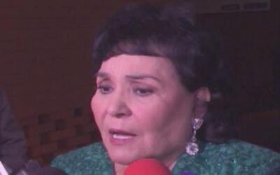 Carmen Salinas dice que Ninel no le contesta el teléfono