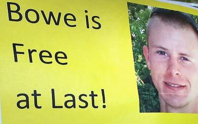 Enorme controversia genera liberación de un soldado norteamericano del T...