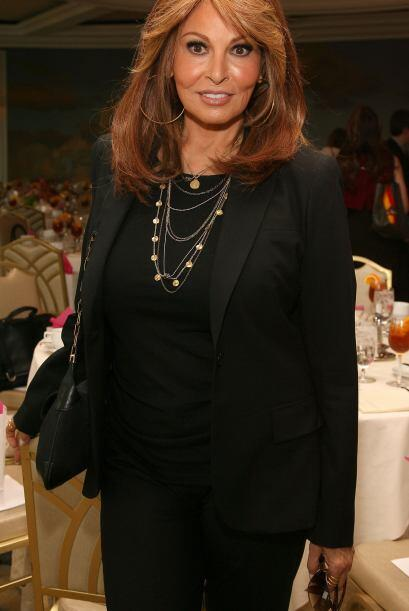 De padre boliviano, Raquel Welch fue la primera actriz de Hollywood en d...