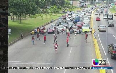 A cuatro meses merman las protestas en Venezuela