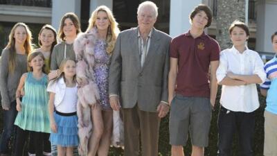 La familia Seigel, protagonistas del documental 'Queen of Versailles'.