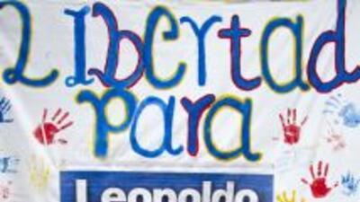 En Un Minuto: deciden si liberan al opositor venezolano Leopoldo López