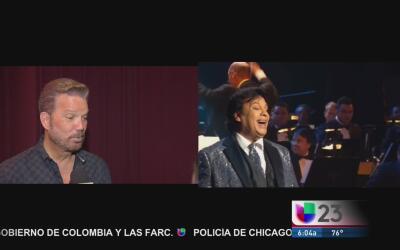 El mundo del espectáculo sufre la muerte de Juan Gabriel
