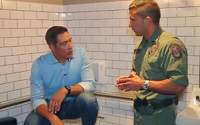 Johnny Lozada investigó cómo estar a salvo en caso de un ataque terrorista