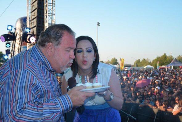 Univision Fresno está de cumpleaños celebrando cuatro décadas de informa...
