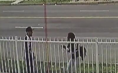 Buscan al sospechoso de asaltar a una joven que caminaba a su escuela en...