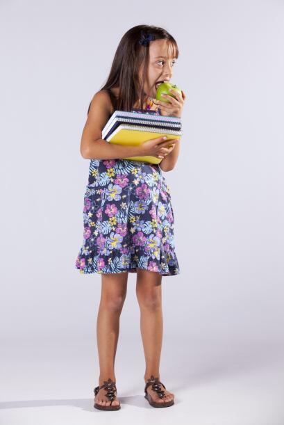 Expertos aseguran que la dieta de un niño puede mejorar su coeficiente i...