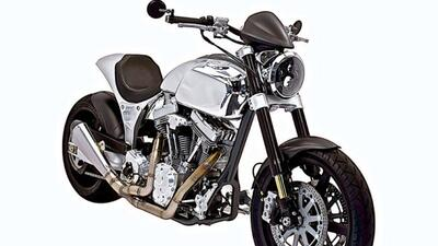 La KRGT-1 tiene un precio de $78 mil. (Foto: Arch Motocycles)