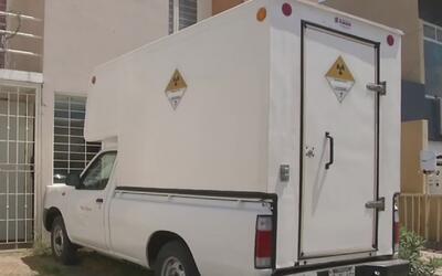Alerta en México por el robo de un camión con material radioactivo que p...