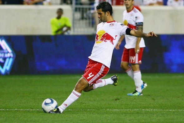 Tras su salida del club catalán, Rafael Márquez regresó al continente am...