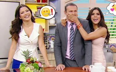 #DAEnUnMinuto: El día que Francisca se comió 4 tamales y Alan no dejaba...