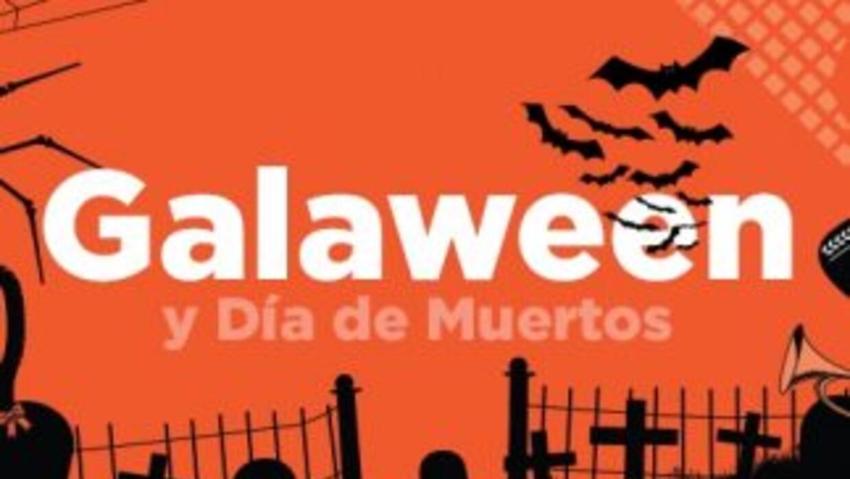 Galaween y Día de Muertos