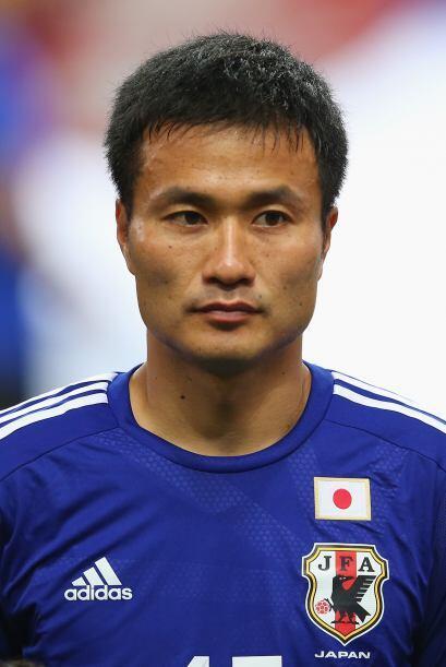 Yasuyuki Konno. Posición: Defensa. Fecha de nacimiento: 25 de ene...