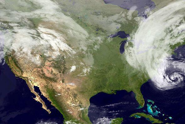Nueva York y Nueva Jersey fueron los más golpeados por el hurac&a...