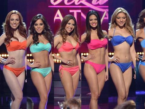 Aly Villegas, Alina Robert, Gabriela Álvarez, Josephine Ochoa, Ye...