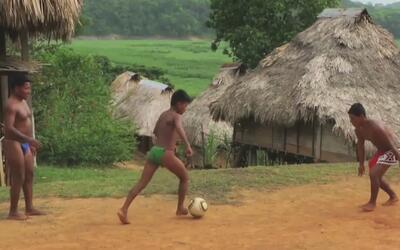 La cultura Emberá de Panamá, tribu de goleadores y tradiciones milenarias